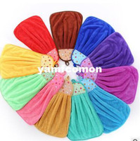 Wholesale Cute kitchen towel Animals Absorbant Coral Fleece Hand Towels Absorption Microfiber Drying Towels