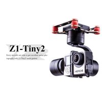 aircraft electric system - TINY2 Axis Brushless Gimbal Metal mAh Brushless Servo Motor controlled System Stabilizer with S S Li Po Battery for RC Aircraft