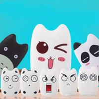 backup pads - 2015 New Fashion Cute Totoro Power Bank mAh Portable External backup battery Charger For all mobile phone pad