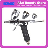 airbrush photos - Airbrush Spray Gun For Commercial Arts Photo Retouching Hobby and Crafts Cosmetics Models CC CC CC CUP