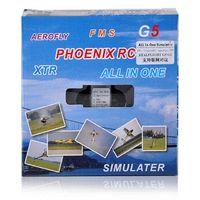 12 en 1 G5 + PX + + Fly XTR + vuelo FMS simulador USB JR / Futaba / Esky / WFLY transmisor Nueva caliente Venta 2014 transmisor de fm transmisor de VHF