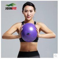 Wholesale The body slimming small fans you pilates ball yoga ball centimeters in diamete