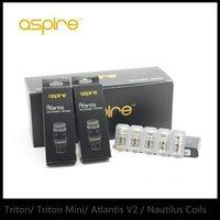 Cheap aspire nautilus coils Best aspire triton mini