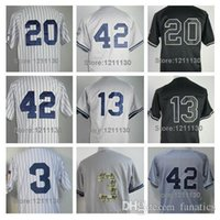 alex grey shirts - 2015 New Baseball Jersey New York Jorge Posada Alex Rodriguez Babe Ruth Mariano Rivera Jerseys Shirt Grey Black White