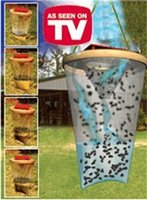 Wholesale SF to USA FLIES AWAY FLY TRAP INSECT MOSQUITO PEST CATCHER WITH BAIT FACTORY STOCK SALE