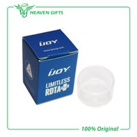 hg - IJOY Limitless RDTA Plus Replacement Glass Tube for IJOY Limitless RDTA Plus Tank Original from hg