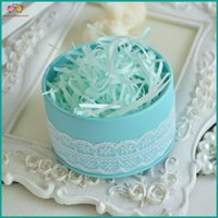 Wholesale g pack Mountain Green Shred Paper Rayon Raffia Gift Box Filling Material DIY Craft Gift Decor Packaging Box Filler
