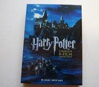 Wholesale Harry Potter Film Collection Disc Set US