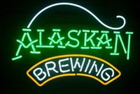 alaskan beers - New Alaskan brewing quot X15 quot Glass Neon Sign Beer Bar Pub Arts Crsfts Gifts Signs