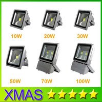 Wholesale 2pcs Led Flood Light W W W W W W W W W W Warm Cool White Outdoor Floodlights Warranty Years