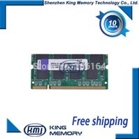 ddr for laptop - KST Ram ddr1 gb sodimm pc2700 pin CL2 compatible with ALL for laptop and Notebook