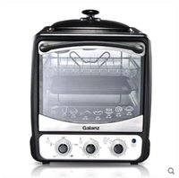 Wholesale Multifunctional vertical rotating electric baking oven
