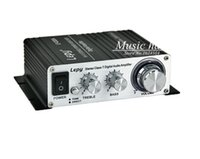 amp class d - Home Audio Video Equipments Amplifiers NEW Lepy LP A Lepai Tripath Class D HiFi Audio Power Amp Wx2 car amplifier