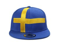 ball products - 2016 Underground Kulture Sweden Snapback Baseball Cap HipHop Flat Peak Fresh Hat Fashion Popular Hot Product
