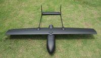 Cheap Wholesale-2014 2015> New 2016 Black Skyhunter 1.8m Airplane FPV Platform UAV Remote Control Electric Powered Glider RC Model EPO Plane Kit