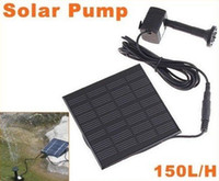 air solar panels - 2pcs Solar Fountain w Solar panel with Water Pump for Garden Plants Watering Kit air cleaner energy saving
