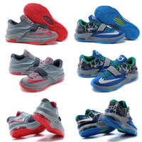 air storm - Cheap Kevin Durant kd VII Calm Before the Storm Mens Basketball Shoes Sneakers
