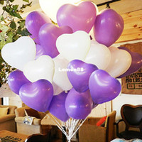 Wholesale party decorations The size of the custom heart shaped balloons advertising balloons can be customized to the packaging design of the pump