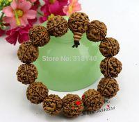 antique prayer beads - Antique walnut walnut prayer beads rosary bracelet bracelet Favorites