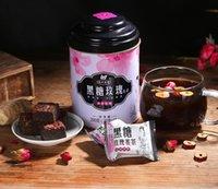 Wholesale cup mouth fragrant ginger tea brown sugar rose ginger block g rose brown sugar instant ginger