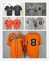arrival francisco - 2016 Cheap San Francisco Hunter Pence Jersey Cream Black Orange New Arrival Gray Pence Baseball Jerseys