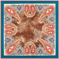 Cheap 100cm silk Best foral silk