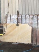 Wholesale Australian sandstone Sydney banded slab