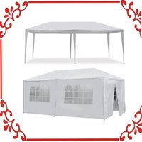 Wholesale White Outdoor Gazebo Canopy Wedding Party Tent x20 Removable Window Walls
