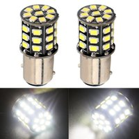 Wholesale 10 White BAY15D Base SMD LED Replacement Bulb for Tail Rear Reverse Brake Light