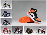 brand aaa - AAA quality dan man shoes Basketball Shoes AJ1 High Quality Brands Sneakers Cheap Discount Trainers Mens Sports Boots