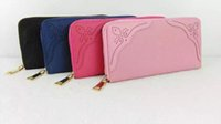 american leather prices - good price hot selling real leather brand designer wallet women