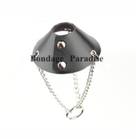 Wholesale Parachute Cone shaped Ball Stretcher CBT BDSM bondage gear