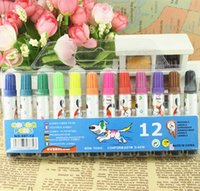baby nursery equipment - Student stationery baby nursery equipment necessary bagged pen color watercolor painting pen