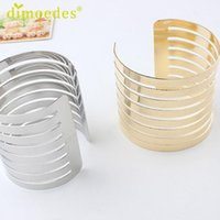 ag jewelry - AG Fairy Store Hot Selling New Fashion Women s Vintage Gold Silver Punk Cuff Bracelet Jewelry