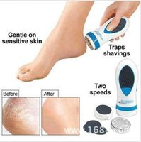 Wholesale Hot Sell Pedi Spin Perfect Wet Dry Rechargeable Foot File Waterproof wireless Electronic Foot Massager Exfoliating Foot Matte