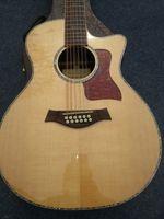 Купить Гитара панель-2016 новый + завод + красный охранник отсутствует угол ель панель акустическая гитара + бесплатная доставка