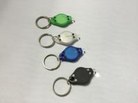 Cheap Mini Torch Key Chain Ring PK Keyring White LED Lights,UV LED Light, LED Bulbs,ton II Photon 2 Micro Light LED Keychain Flashlight Mini Light