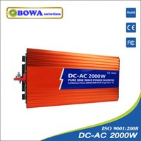 Wholesale 2000W Pure Sine Wave Power Inverter