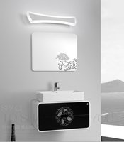 acylic mirror - Price W W W fogproof Acylic led mirror light led bathroom light led light DHL
