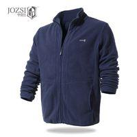 Wholesale anti static Polar fleece outdoor Sweatshirt Camping Hiking Jacket men Thermal Keep Warm Lightweight Sports Clothing coat