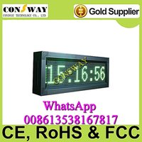 Wholesale and CE approved programmable led moving display board with WIFI and size mm