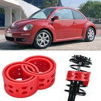 Wholesale 2pcs Super Power Rear Car Auto Shock Absorber Spring Bumper Power Cushion Buffer Special For Volkswagen New Beetle