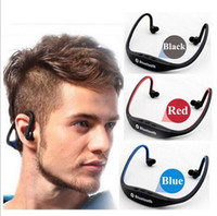 Wholesale S9 Stereo Wireless earphone Sports Bluetooth Headset Earphone Headphone for Smartphones