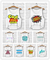 advertising designers - Custom Printed Personalized T Shirts designer logo girls t shirt Advertising brand new white tshirt sleeveness blank vest