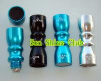 Wholesale nooker Billiard Snooker Billiard Accessories Cuetec Bowtie tip tool Cone shape Pool Billiard Cue Stick Tip Tool Shaper Scuffer Tapper Tip