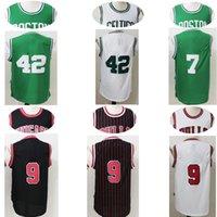 Wholesale Boston Tank Tops Basketball Jersey Celtics Vest Bull Tank Tops for Men with Modal