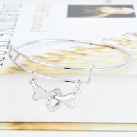 bar memorial - Hot Selling Dog Lover Pet Memorial Bangle Jewelry Dog Brone Charm Bangle Expandable Wire Bracelets Women Men Best Gift
