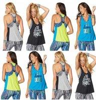 active basic t shirts - 2016 Fashion vest workout clothes yoga clothes female vest t shirt basic shirt Yoga Tops Yoga vest Sports vest