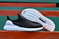 anniversary rubber - Drop Shipping Originals Hypebeast th Anniversary Uncaged Ultra Boost Black White Sneaker Womens Mens Sports Running Shoes Size