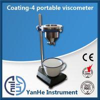 Wholesale NDJ Coating portable viscometer marsh funnel viscometer redwood viscometer